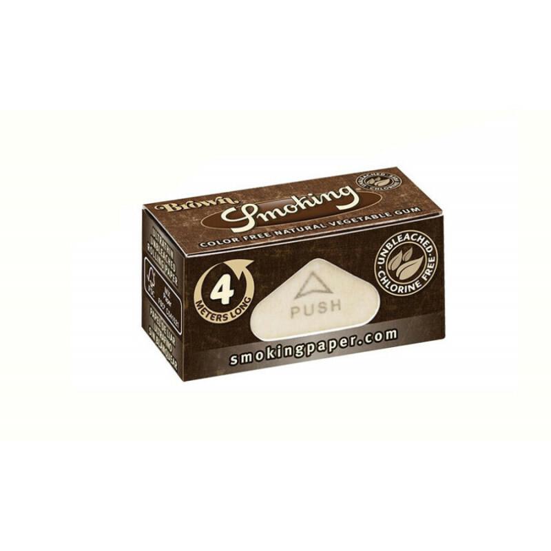 Smoking roll brown 44 mm 1 pc
