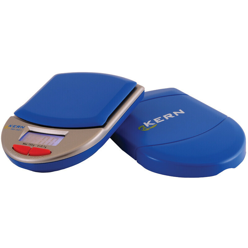Kern pocket scale 150gr/0.1gr