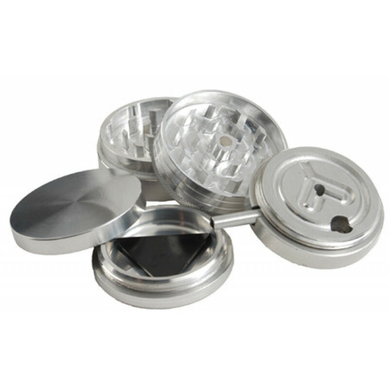 Aluminium superfly grinder pipe 50 mm