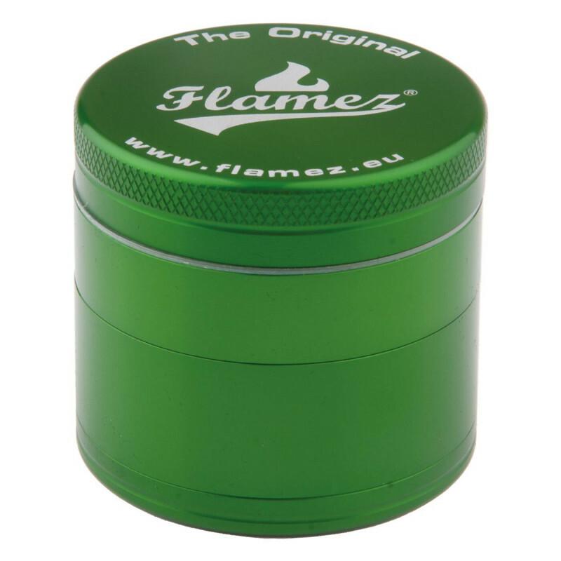 Flamez grinder 4 parts 50 mm green