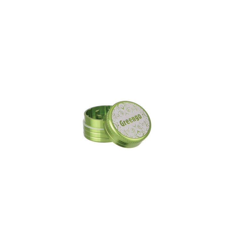 Greengo Grinder 2 Parts 30 Mm Green