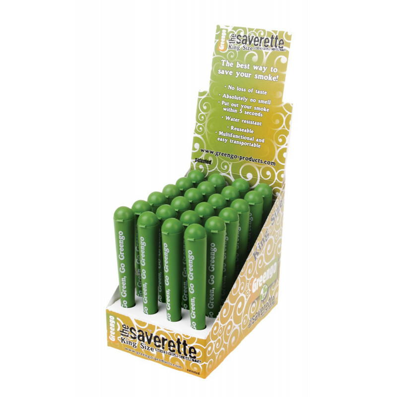Display Greengo Saverette 24 Pcs