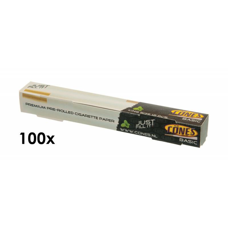 Cones Basic 12 100 Pcs