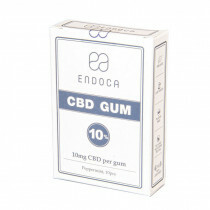 Endoca Cbd Chewing Gum 100 Mg Cbd
