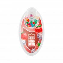 Aroma King Capsules Chilled Strawberry 1 X 100Pcs