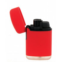 Rubber Torch Lighter Matte 1 Pc Assorted