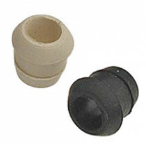 Conical rubber