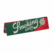 Smoking green king size 1 pc