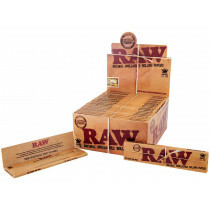 Raw papers king size slim (box 50/32 leaves)