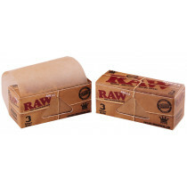 Raw papers roll