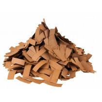 Box Loose Unbleached  Paper Tips 130Grs 20 X 60 Mm 25000 Pcs