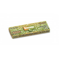 Greengo 2 in 1 unbleached regular papers 1 pack