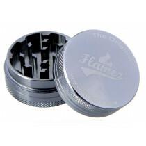 Flamez grinder 2 parts 40 mm grey