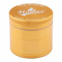 Flamez grinders 4 parts 50 mm gold