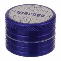 Greengo Grinder 2 Parts 30 Mm Blue