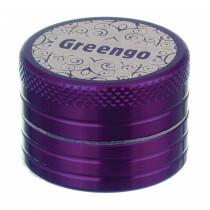 Greengo Grinder 2 Parts 30 Mm Purple