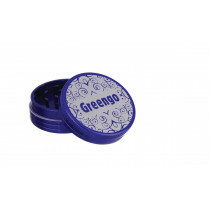 Greengo Grinder 2 Parts 50 Mm Blue