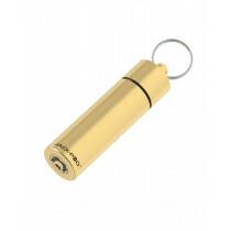 Stash Tube 4 Gold 1 Pc