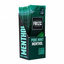 Display Frizc Flavor Card Pure Menthol 25 Pcs