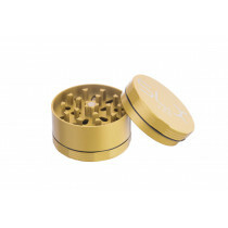 Slx Non Stick Grinder 4 Parts 50 Mm Yellow Gold