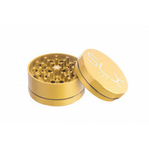 Slx Non Stick Grinder 4 Parts 62 Mm Yellow Gold