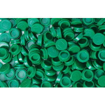 J-pack caps green 1000 pcs