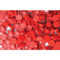 J-pack caps red 1000 pcs