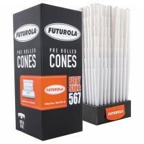 Cones 140Mm 26Mm Tip 567 Pcs