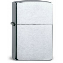 Zippo regular chrome brushed