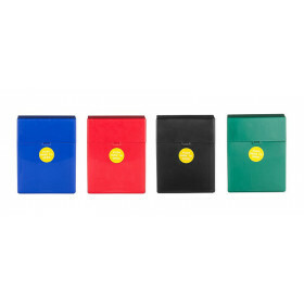 Clic Boxx Cigarette Box 25 Cig Colours Assorted 1Pc