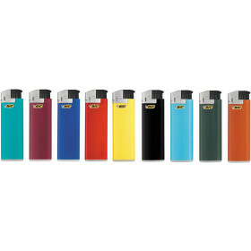 Bic maxi electronic standard assorted