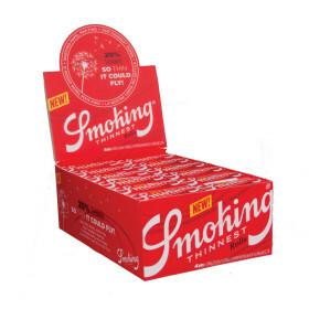 Display Smoking Rolls Thinnest 44 Mm  24 Pcs