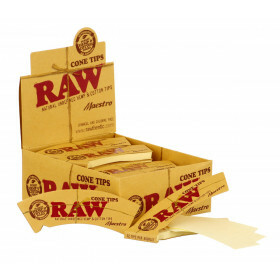Display Raw Maestro Conical Tips 24 Pcs