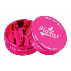 Flamez grinder 2 parts 50 mm pink
