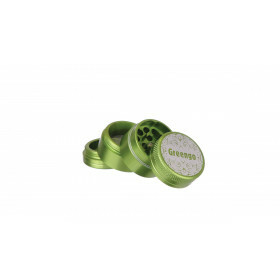 Greengo Grinder 4 Parts 30 Mm Green
