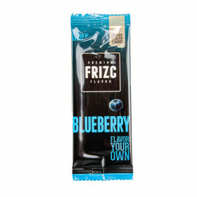 Frizc Flavor Card Blueberry