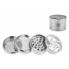 Dreamliner Grinder 4 Parts 50Mm Gunmetal