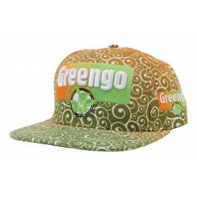 Greengo Cap By Lauren Rose