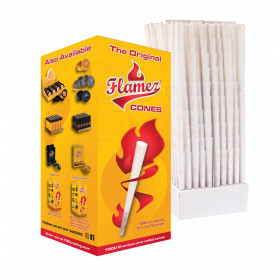 Flamez Cones 109/21Mm With Logo On Tip Box 1000Pcs