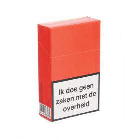 Cigarette Cover Ik Doe Geen Zaken Met De Overheid