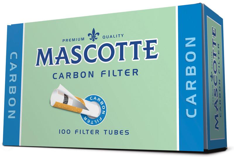 Mascotte filterhulzen carbon