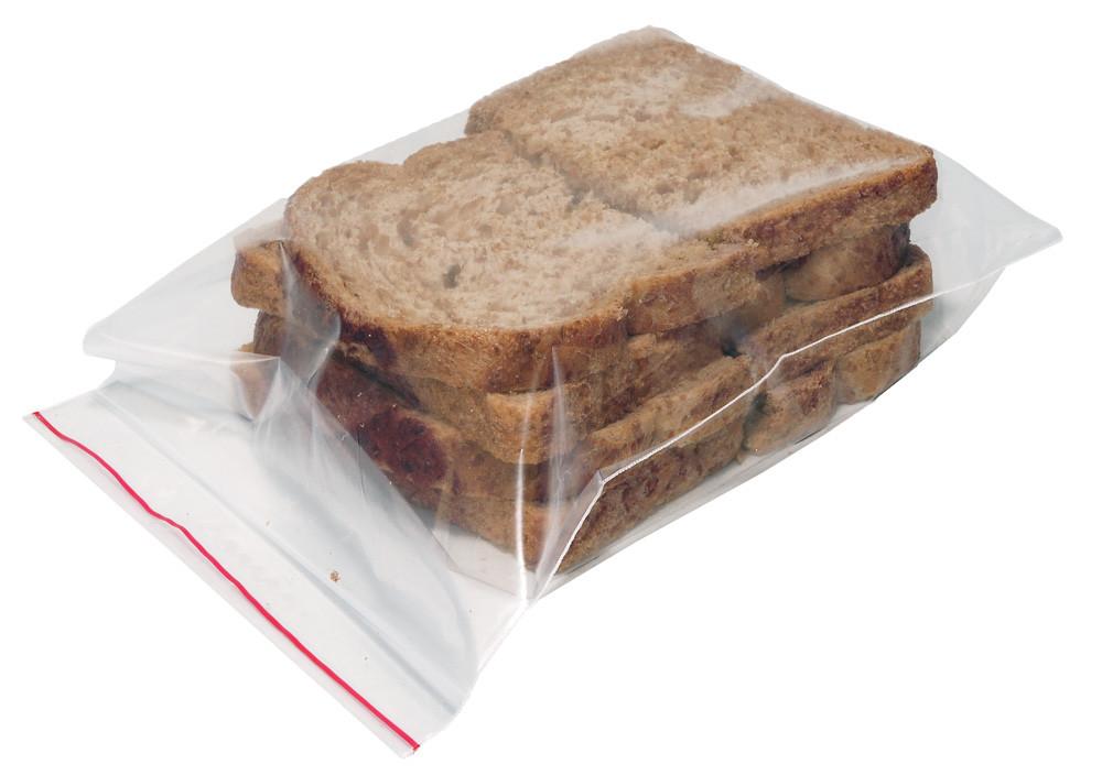 Gripzakjes brood