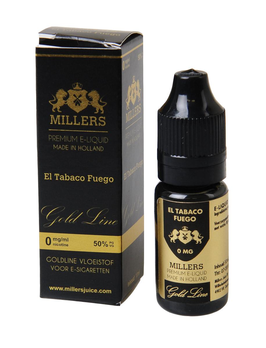 Millers e-liquid