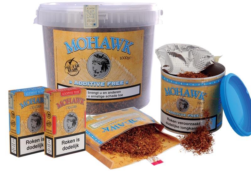 Mohawk tabak