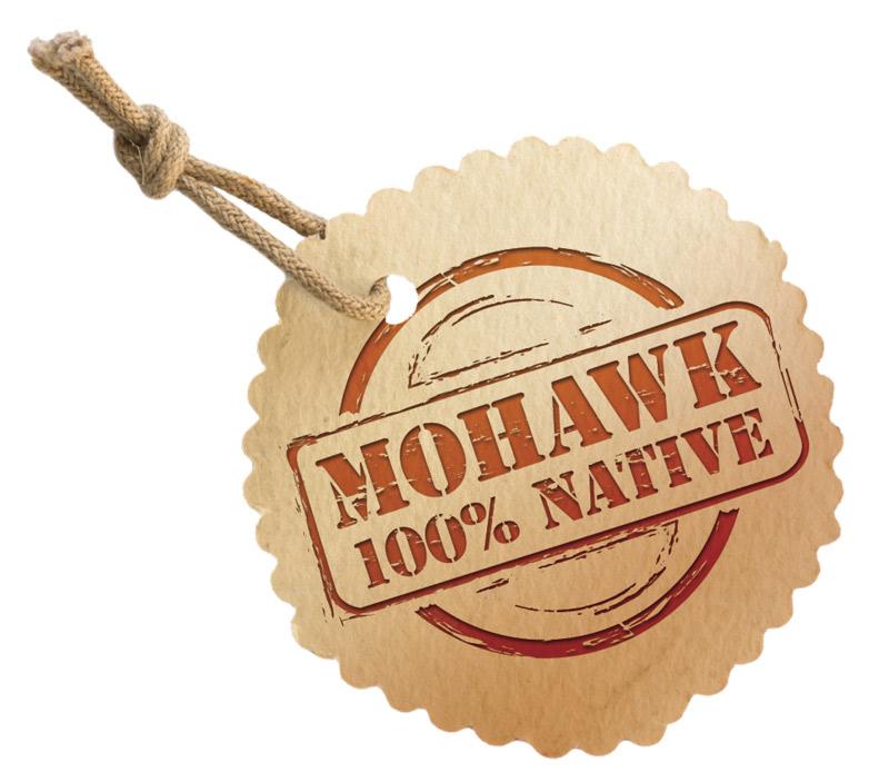 Mohawk stamp