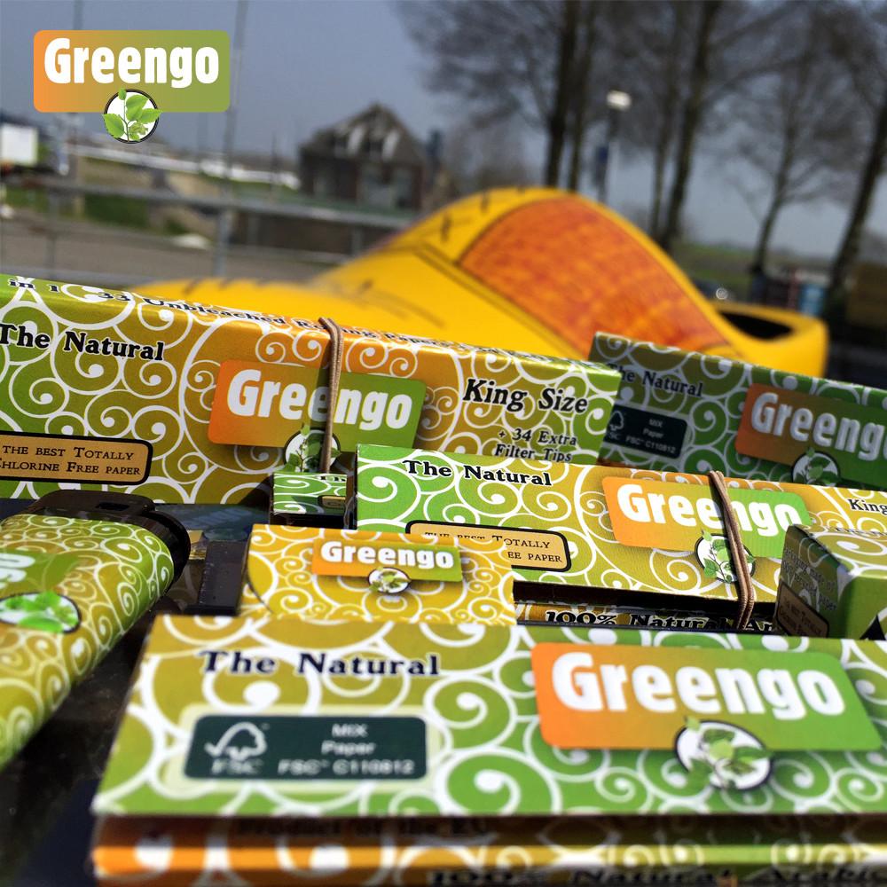 Greengo vloeitjes